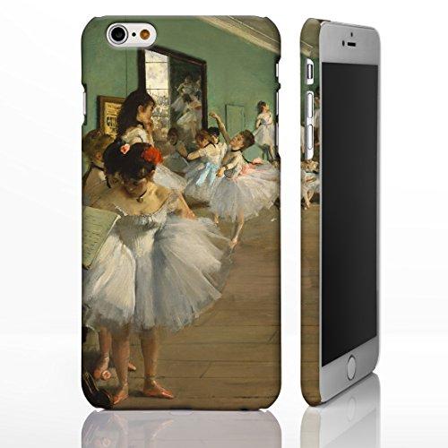Schutzhüllen, für iPhone, mit Motiven aus der klassischen Kunst, Gemälde berühmter Künstler, plastik, Composition VIII - Candinsky, iPhone 6 Dancing Class - Degas