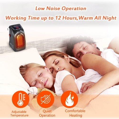Zoom IMG-3 handy heater 350w stufa elettrica