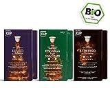 Coffee Club Box - 6 x 10 BIO Kaffeekapseln von My-CoffeeCup | Nespresso-kompatible und kompostierbare Kapseln ohne Aluminium ohne Plastik | 60 Kapseln 3 Sorten
