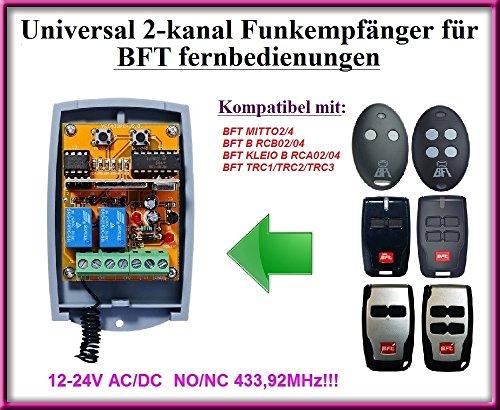 2-kanal universal Empfänger TR-322