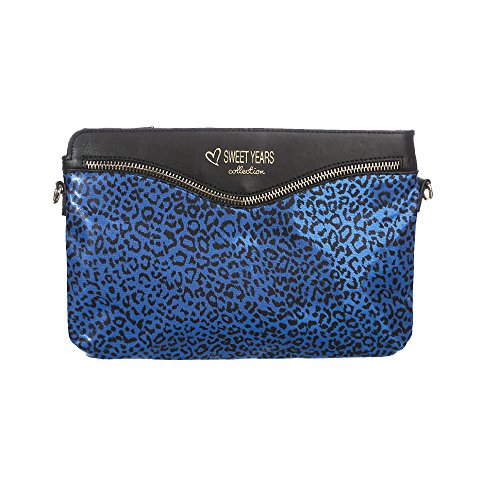 Sweet Years Borsa Donna - Mod. 2492 ATTRACTION Blu
