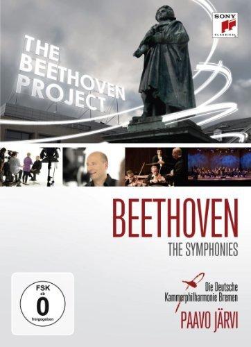 Beethoven, Ludwig van - Beethoven: Symphonies Nos. 1-9 & Das Beethoven Projekt [4 DVDs]