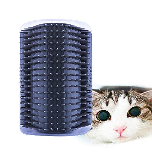 Jiele Cat Brush Kitten Masaje Rascador Scratcher Pet
