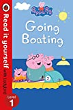 Peppa Pig: Going Boating – Read it Yourself with Ladybird Level 1