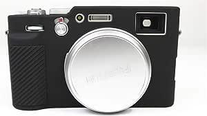 Zakao X100v Soft Silicone Case Lightweight Thin Rubber Camera Photo