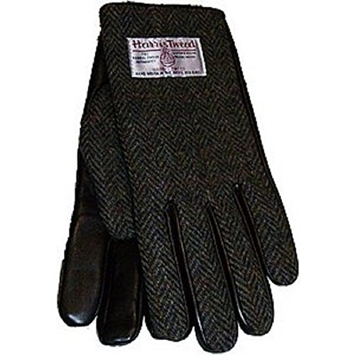 harris-tweed-herringbone-and-black-leather-gloves-medium-charcoal