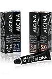 Alcina professional color sensitiv 2.1 schwarz-blau Augenbrauen-und Wimpernfarbe