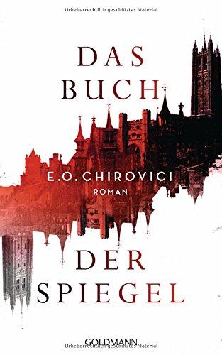 Buchseite und Rezensionen zu 'Das Buch der Spiegel' von E.O. Chirovici