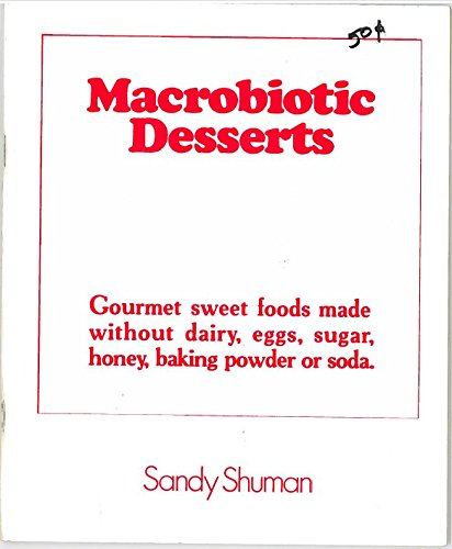 Macrobiotic Desserts