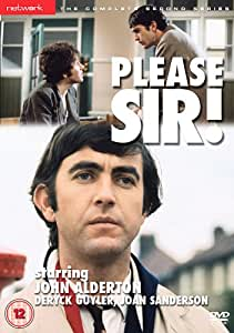 Please Sir - Series 2 [DVD]
