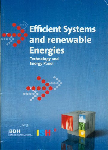 Efficient Systems and renewable Energies - Technology and Energy Panelies [BDH, Federal Industrial Association of Germany]