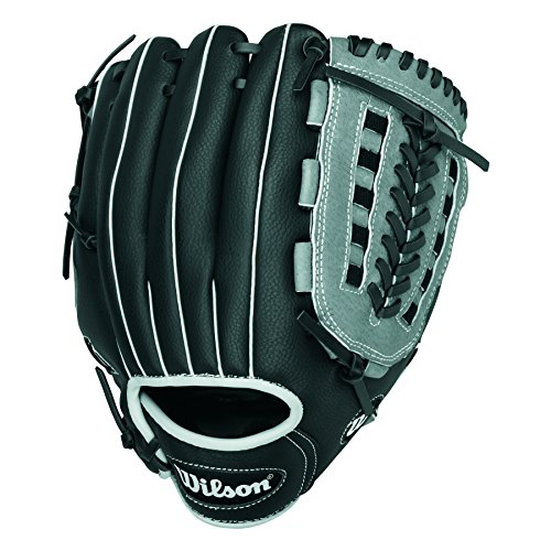 WILSON Handschuhe A360 BB GLOVE, Grey/Black, 12.5, A360 BB GLOVE