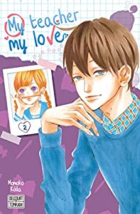 My teacher, my love Edition simple Tome 2
