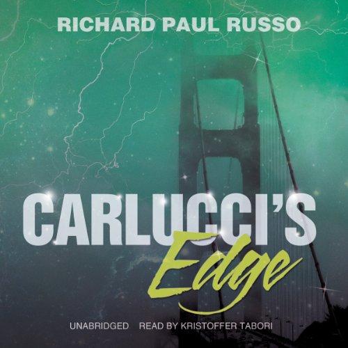 Carlucci's Edge  Audiolibri