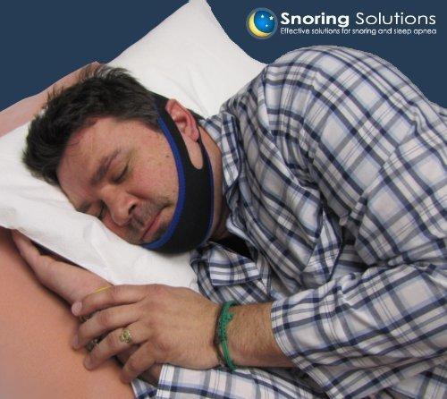 Fascia mandibolare per smettere di russare - Dispositovo esterno lavabile
