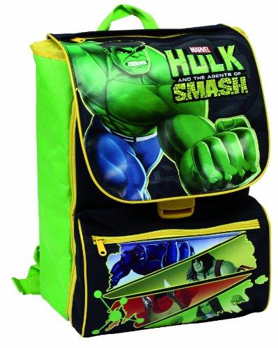 Giochi preziosi - hulk zaino estensibile multi