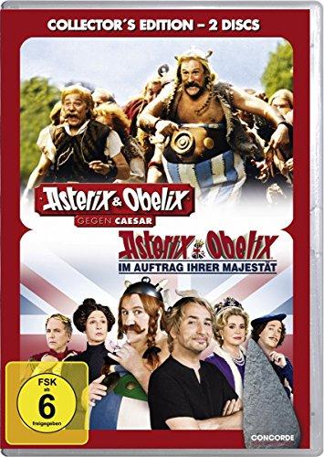Bild von Asterix & Obelix gegen Cäsar / Asterix & Obelix - Im Auftrag Ihrer Majestät [Collector's Edition] [2 DVDs]