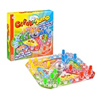 Toyrific Click and Jump Frustration Classic Family Board Game