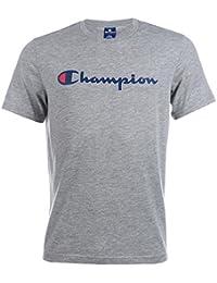 Champion - T-shirt - Homme gris gris
