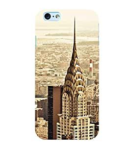 ifasho Designer Back Case Cover for Apple iPhone 6s Plus :: Apple iPhone 6s+ (Cities Addis Ababa Ethopia Amroha)