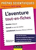 L'aventure tout-en-fiches : Jankélévitch : L'Aventure, l'Ennui, le Sérieux ; Homère : L'Odyssée ; Conrad : Au coeur des ténèbres