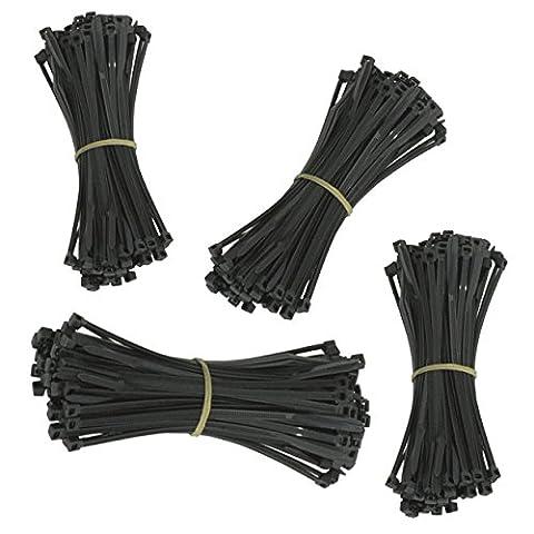 SEALEY CT25101Lot de 100attache-câbles 2,5x 100mm Lot de 100