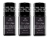 Alessandro International Striplac Twin Coat Base & Top glänzend 3x 8 ml Unter- und Überlack für Nagellack