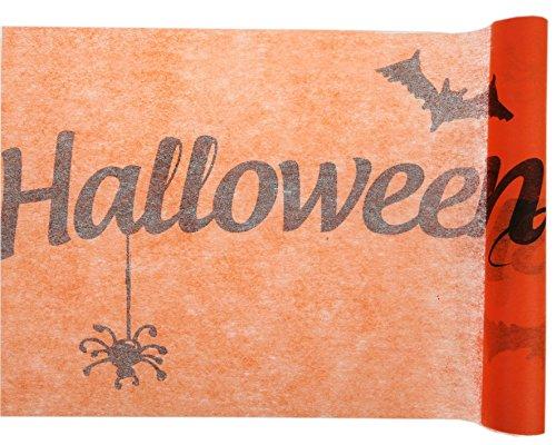 Kamaca Halloween Serie lustige gruselige Tisch Dekoration (Tischband 5 Meter x 30 ()