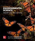 Loose Leaf for Principles of Environmental Science - William P. Cunningham, Mary Ann Cunningham