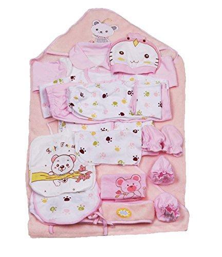 ... Amazon.co.uk the best attitude 4bb55 b631d  Jinyouju Newborn Baby  Caring Gift Set 19pcs Layette Starter. quality design 57cf2 4f3bf ... 9a20f942f