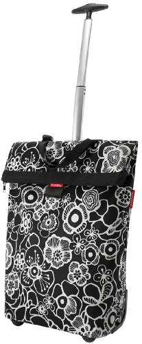 rixen-und-kaul-trolley-per-portapacchi-bici-klickfix-nero-fleur-schwarz-43-x-53-x-21-cm