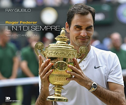 Roger Federer. Il n.1 di sempre por Ray Giubilo