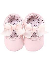 EUR 24,52 Prime. ❤ Zapatos de niña Bowknot,Zapatos de Cuero Sneaker Antideslizante Soft Sole Toddler Absolute