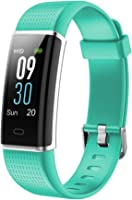 Willful Pulsera Actividad Impermeable IP68,Color Screen con 14 Modos de Deporte,Pulsera Inteligente con Pulsómetro,...