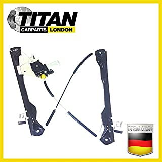 Window Regulator For 4/5 Doors Ford Focus MK1 1998-2005 Front Right Driver Off Side With 2 Pin Motor