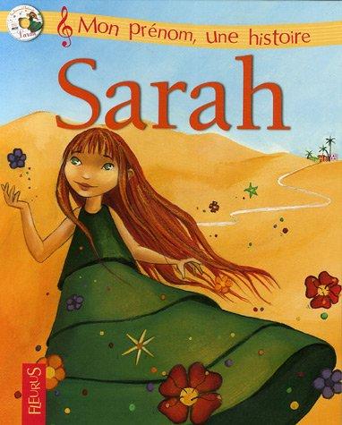 Sarah (1CD audio) par Nelly Charraud Gros