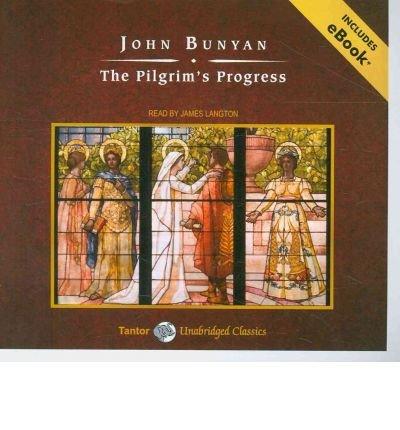 [ [ The Pilgrim's Progress (Library) (Tantor Unabridged Classics) - IPS ] ] By Bunyan, John, Jr. ( Author ) Nov - 2010 [ Compact Disc ] (Jr Compact)