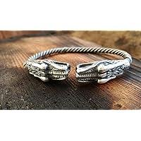 Bracciale moda Vichingo argento uomo Vikings 925
