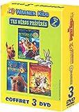 Coffret Tes héros préférés 3 DVD  : Scooby-Doo 1 & 2 / Les Looney Tunes passent...