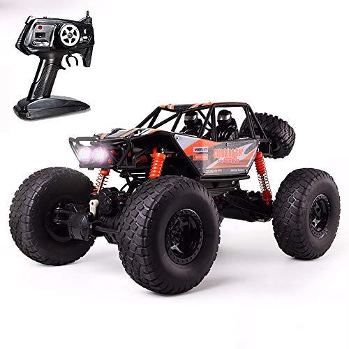 Petrloy più nuova macchina di controllo remoto in scala 1:10 con due batterie ricaricabili e motori a due ruote off road trucks corsa ad alta velocità per bambini car terrain monster truck2.4 ghz radi