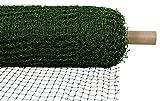 Trixie 44292 Schutznetz, drahtverstärkt, 3 × 2 m, olivgrün