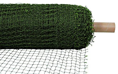 Trixie 44292 Schutznetz, drahtverstärkt 3 × 2 m, oliv-grün