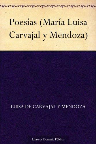 Poesías (María Luisa Carvajal y Mendoza)