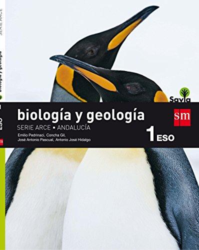 Biología y geología 1 eso savia andalucía