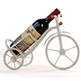 Continental kreatives Metall Tricycles Rotwein Rahmen Wohnzimmer Wein-Schrank Ornamente Dekoration