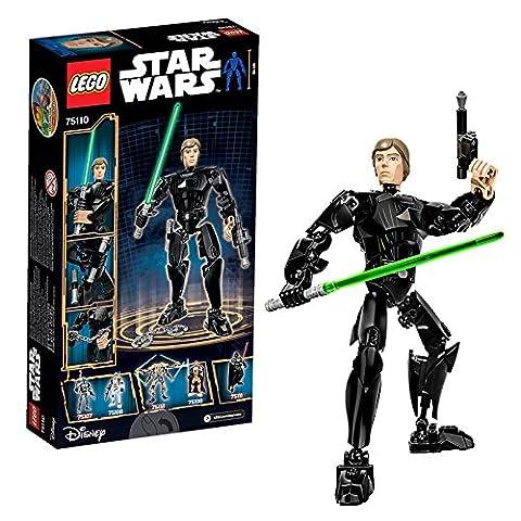LEGO - 75110 - Star Wars - Jeu de Construction - Luke Skywalker