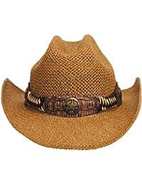 Amazon.es  sombreros para hombres - Sombreros cowboy   Sombreros y ... 3d561bb3068