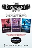 Image de Divergent Series (Books 1-3) Plus Free Four, The Transfer and World of Divergent