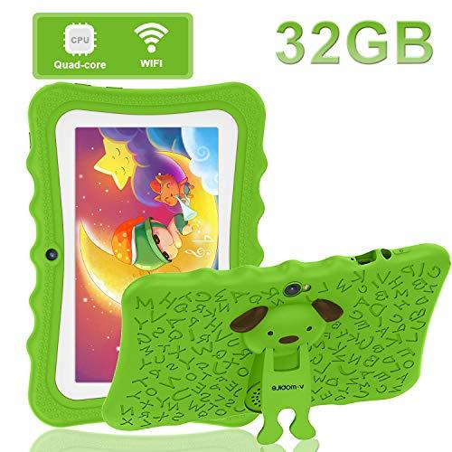 Quad Core Niño Tableta 7 Pulgadas Niños PC 2GB RAM