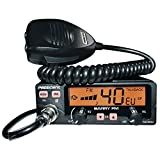 President BARRY ASC AM/FM 12/24 V CB Radio Station with Automatic Squelch
